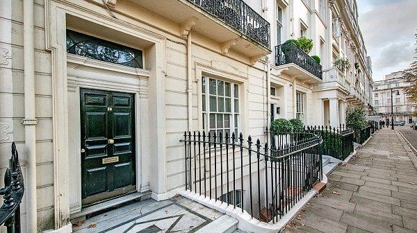 Billionaires £1 36bn Belgravia building boom | London